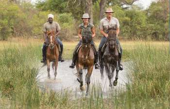 Okavango Delta Ride